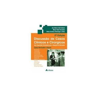Livro Discussão de Casos Clínicos e Cirúrgicos - Sallum