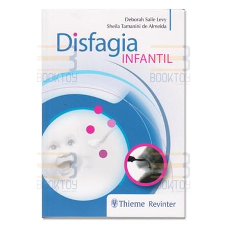 Livro - Disfagia Infantil - Levy