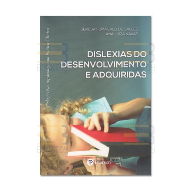 Livro - Dislexias do Desenvolvimento e Adquiridas - Salles