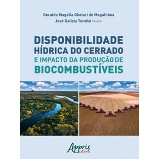 Livro - Disponibilidade Hídrica do Cerrado - Magalhães - Appris