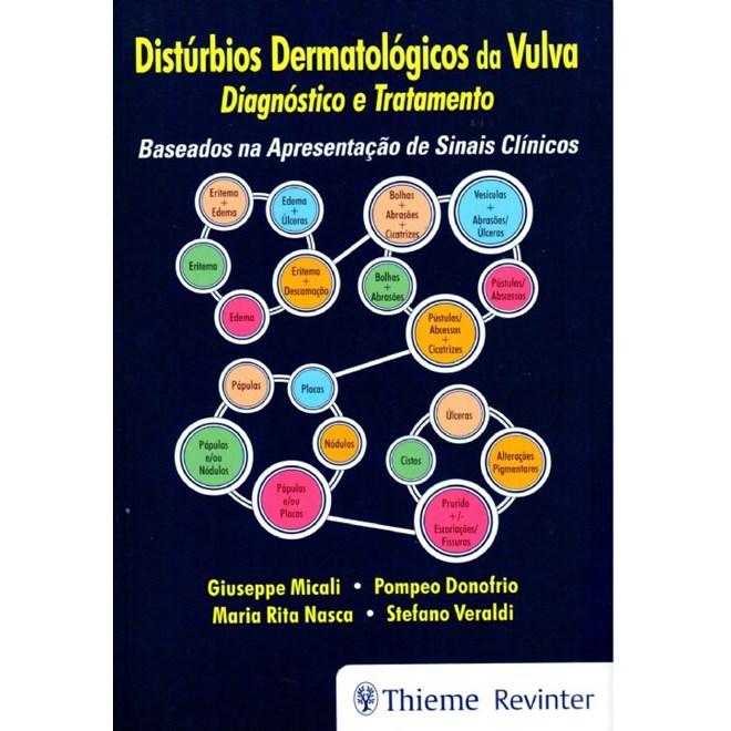 Livro - Distúrbios Dermatológicos da Vulva - Diagnóstico e Tratamento - Donofrio