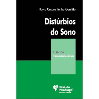 Livro -  Distúrbios Do Sono - Ganhito - Casa do Psicólogo
