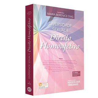 Livro - Diversidade Sexual e Direito Homoafetivo - Dias