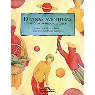 Livro - Divinas aventuras - Pietro
