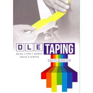 Livro - DLE Teaping Dermo Linfo Estetic : Teoria e Pratica  -BERGESCH