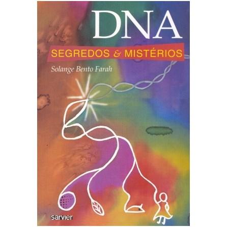 Livro - DNA - Segredos e Mistérios - Farah