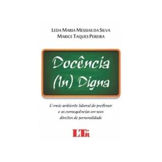 Livro - Docencia In Digna - Pereira