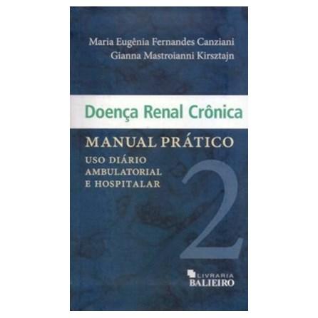 Livro - Doença Renal Crônica - Manual Prático - Kirsztajn