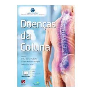 Livro - Doenças da Coluna - Werner Poetscher 1º edição