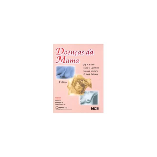 Livro - Doenças da Mama ***
