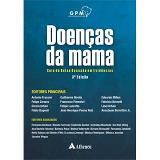 Livro - Doenças da Mama - Guia de Bolso Baseado em Evidências - Frasson