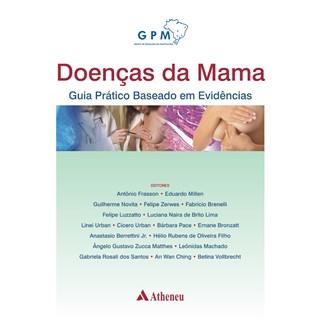 Livro - Doenças de Mama - Guia Prático Baseado em Evidências - Frasson