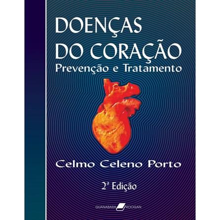 Livro - Doenças do Coração: Prevenção e Tratamento - Porto