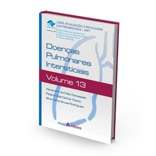 Livro - Doenças Pulmonares Intersticiais - Série Atualização e Reciclagem em Pneumologia Vol. 13 - Kawassaki