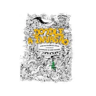 Livro - Doodle - A Invasão - Pandorga