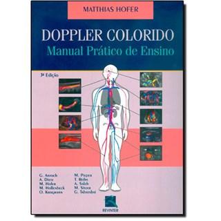 Livro - Doppler Colorido - Manual Prático de Ensino - Hofer