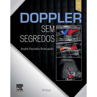 Livro Doppler sem Segredos - Romualdo - Elsevier