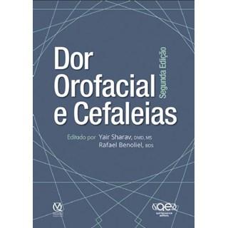 Livro - Dor Orofacial e Cefaleias - Sharav