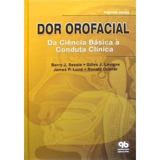 Livro - Dor Orofacial - Lund