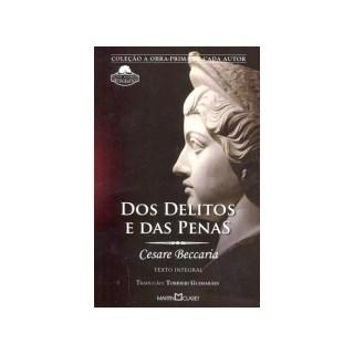 Livro - Dos Delitos e Das Penas - Vol 48 - Beccaria