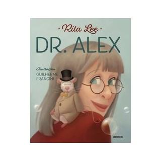 Livro - Dr. Alex - Lee 1º edição