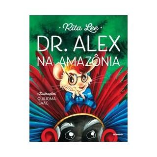 Livro - Dr. Alex na Amazônia - Lee 1º edição
