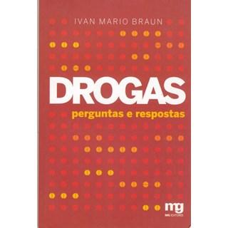 Livro - Drogas - perguntas e respostas - Braun