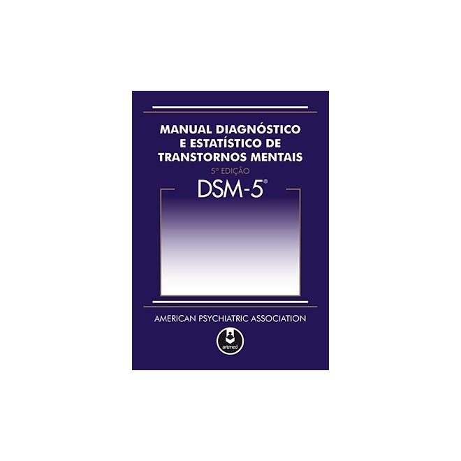 Livro - DSM-5 Manual Diagnóstico e Estatístico de Transtornos Mentais