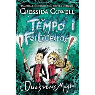 Livro Duas Vezes Magia - Cowell - Intrínseca