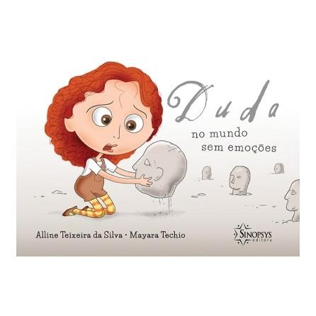 Livro - Duda no Mundo das Emoções - Silva 1ª edição