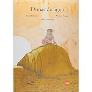 Livro - Dunas de Agua - Sobrino - Edições Sm