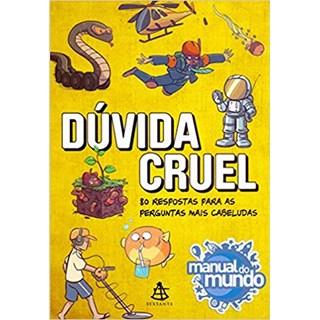 Livro - Duvida Cruel: 80 respostas para as perguntas mais cabeludas - Thenorio