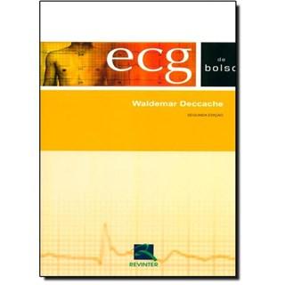 Livro - ECG de Bolso - Deccache