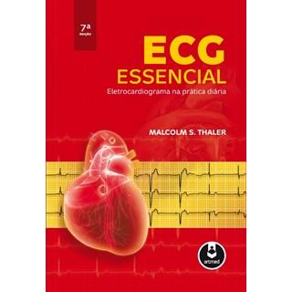 Livro ECG Essencial Eletrocardiograma na Prática Diária- Thaler
