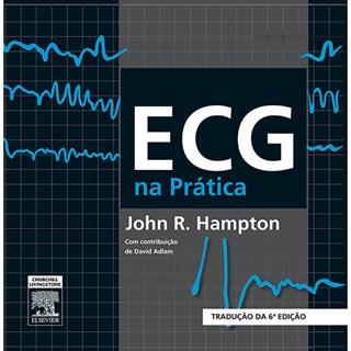 Livro - ECG Na Prática - Hampton***