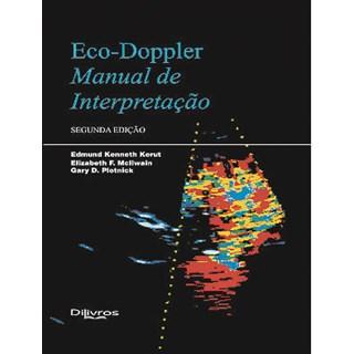Livro - Eco-Doppler: Manual de Interpretação - Kerut
