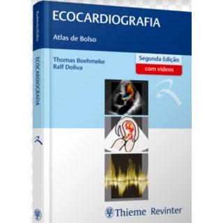 Livro - Ecocardiografia - Atlas de Bolso - Boehmeke