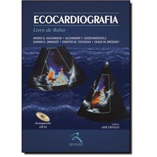 Livro - Ecocardiografia - Livro de Bolso - Kacharava