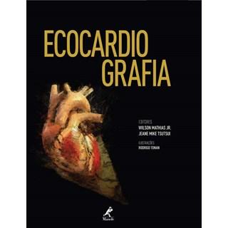 Livro - Ecocardiografia - Mathias Jr.