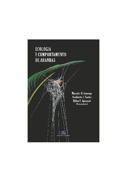 Livro - Ecologia e comportamento de aranhas - Gonzaga