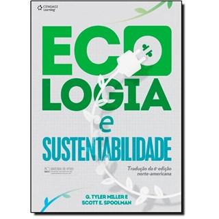 Livro - Ecologia e Sustentabilidade - Miller