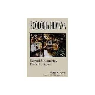 Livro - Ecologia Humana - Kormondy