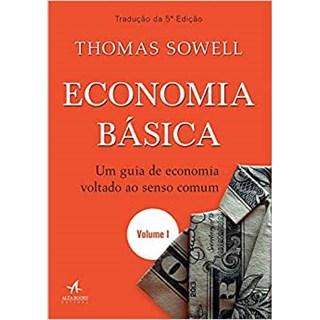 Livro - Economia Básica - Sowell - Alta Books