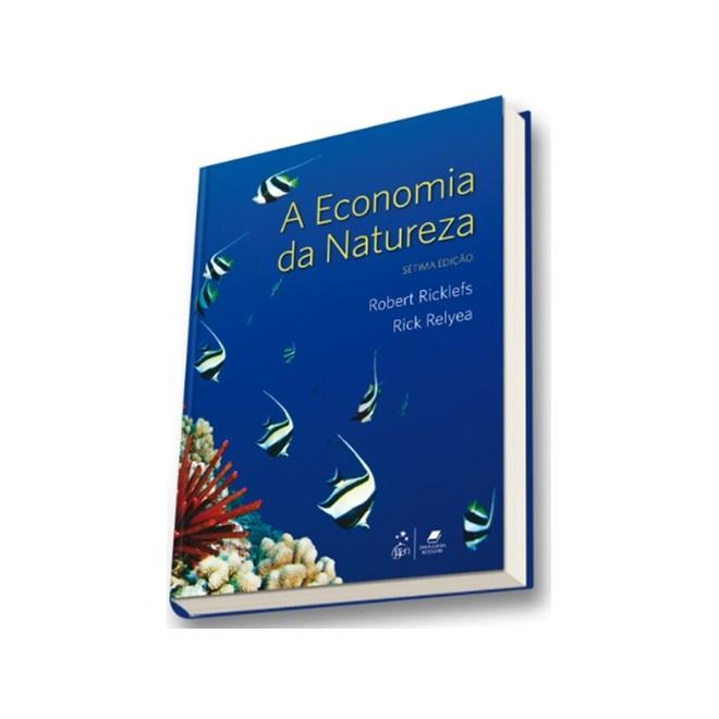 Livro - Economia da Natureza - Ricklefs