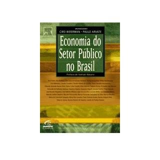 Livro - Economia Do Setor Publico No Brasil - Biderman