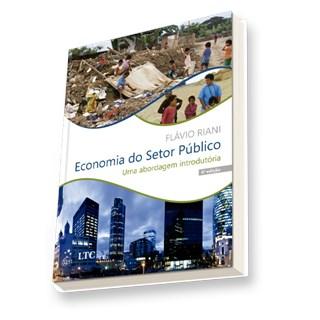 Livro - Economia do Setor Público - Uma Abordagem Introdutória - Riani