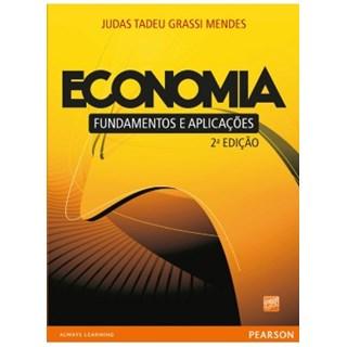 Livro - Economia - Fundamentos e Aplicações - Mendes