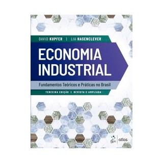 Livro - Economia Industrial - Fundamentos Teóricos e Práticas no Brasil - HANSENCLEVER 3º edição