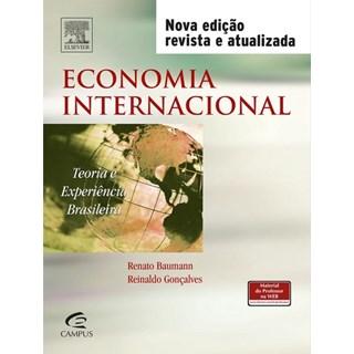 Livro - Economia Internacional - Baumann