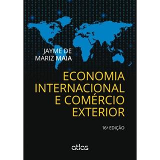 Livro - Economia Internacional e Comércio Exterior - Maia